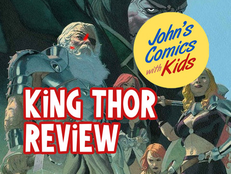 King Thor # 1- Book Club Review