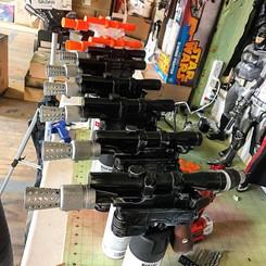 A run of DL-44 Blasters