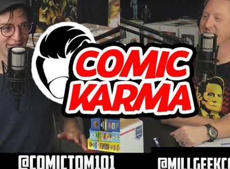 Comic Karma Aug 21, 2019