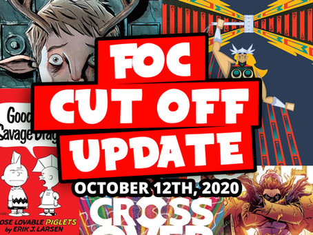 DON'T MISS OUT: FOC 10/12