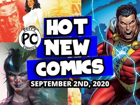 Hot NEW Comics Sept 2nd, 2020
