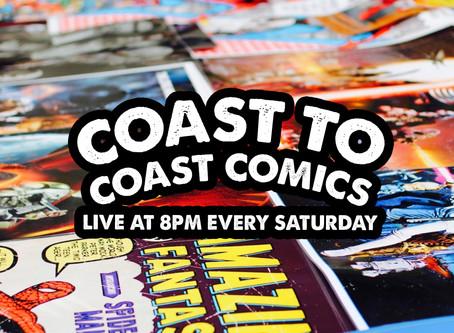 What is Coast To Coast Comics?