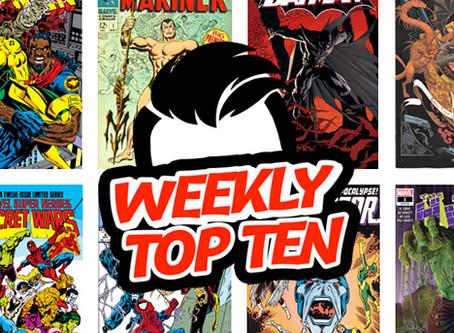Weekly Top Ten Aug 16, 2019