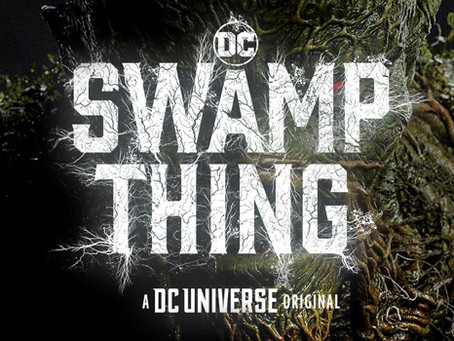 40 Random Thoughts about Swamp Thing