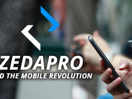 ZedaPro and The Mobile Revolution
