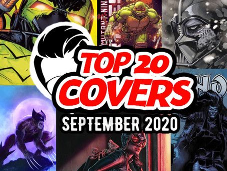 Top 20 Covers of September 2020