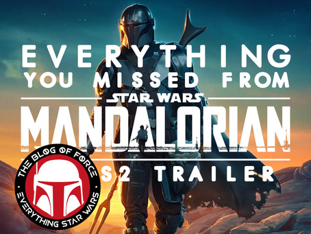 The Mandalorian Season 2 Trailer: Everything You Missed