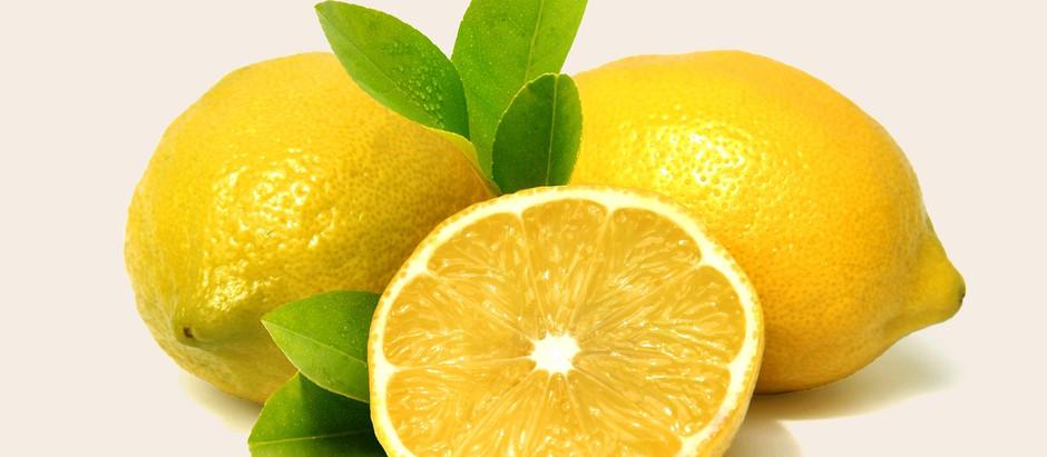 L'huile essentielle de citron : que du bonheur !