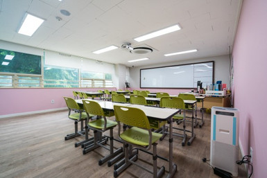 Middle & High School Classrooms