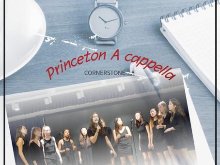 (MS, HS) Princeton Univ. A cappella Team