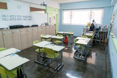 Elementary School Classrooms