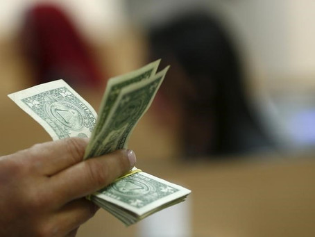Dollar Down Over U.S. Election Clarity, More Positive COVID-19 Vaccine News