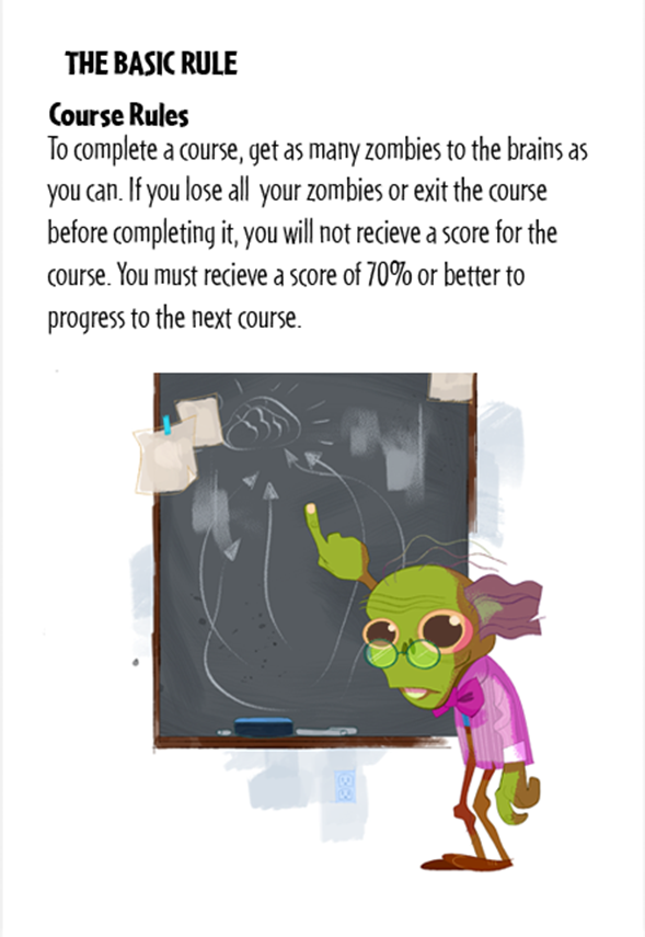 PvZB_Game_CourseRules