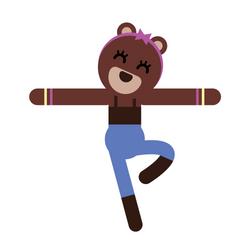 DanceParty Bear