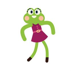 DanceParty Frog