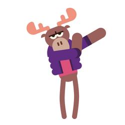 DanceParty Moose