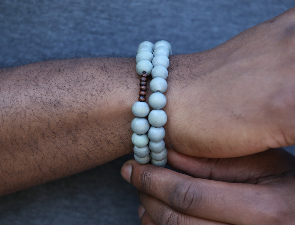 Graydon Beaded Bracelet