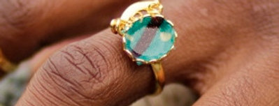 Ankara Slash Ring