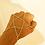 Thumbnail: Pentagram Hand Chain