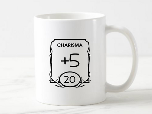 Charisma Stat Mug