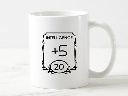 Intelligence Stat Mug