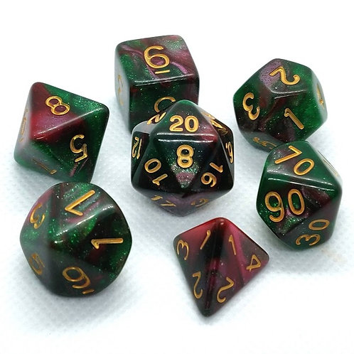 Thorn | Polyhedral Dice Set