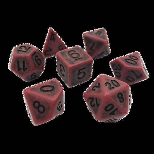 Sacrifice | Polyhedral Dice Set
