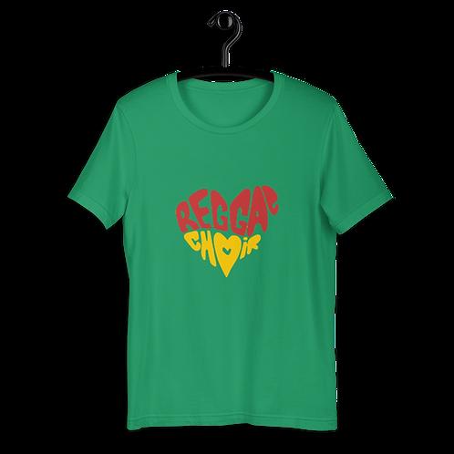 Official Reggae Choir Performance T-shirt