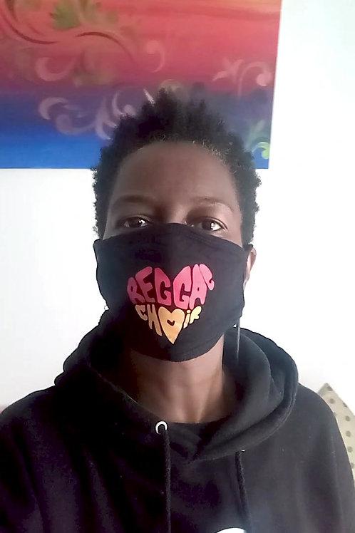 Reggae Choir Face Mask