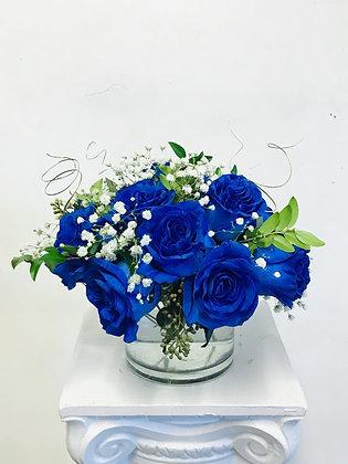 BLUE ROSE LOVE!