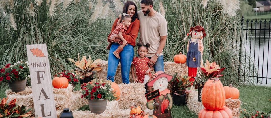 New Fall Tradition: Backyard Hay Maze