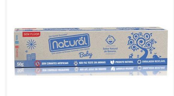 Gel Dental Natural Suavetex Baby