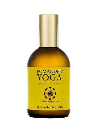Pomander Yoga Surya Namaskar