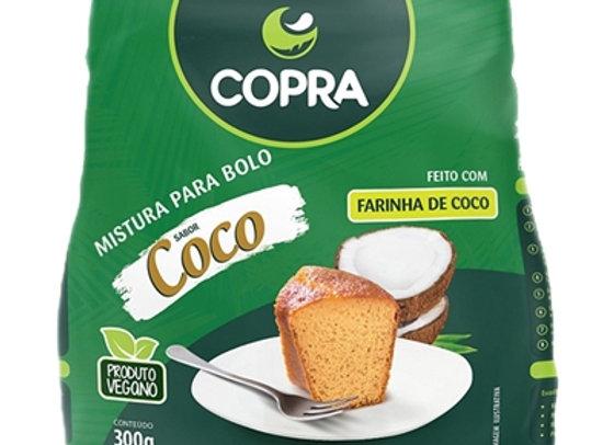 Mistura para Bolo sabor Côco