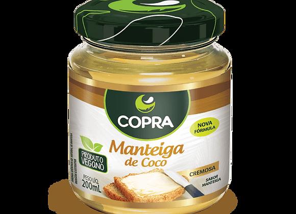 Manteiga de Coco 200ml