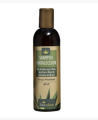 Shampoo Fortalecedor LiveAloe