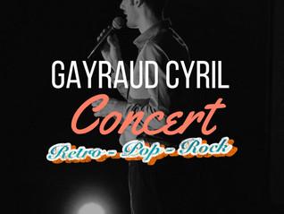 Concert 31 Aout