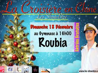 La Croisière à Roubia