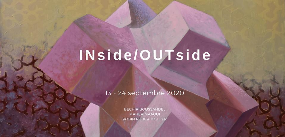 INside_OUTside Group Show Galerie La La