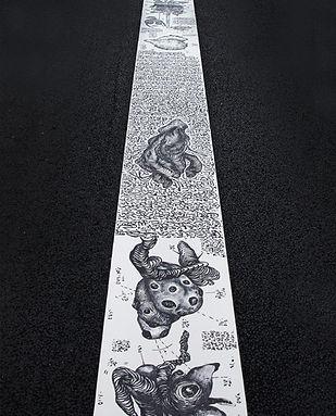 Aïcha Snoussi Galerie La La Lande