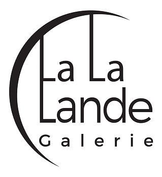 Logo noir Galerie La La Lande.jpg