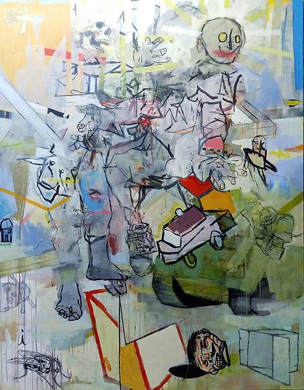 Thameur Mejri, Untitled, 2016