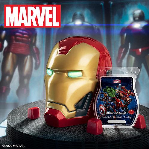 Marvel's Hulk – Scentsy Buddy and Iron Man – Scentsy Warmer