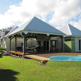 Villa à Sainte-Rose