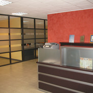 Aménagement de bureaux, commerce