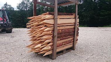 weidezaun Holz