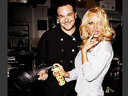chef j pamela anderson celebrity cook