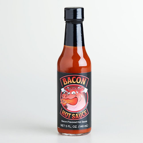 Ghost Chili Hot Sauce
