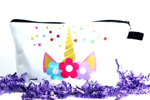Unicorn Collection Cosmetics Bag