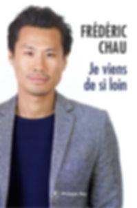 Frééric Chau Acteur Site officiel